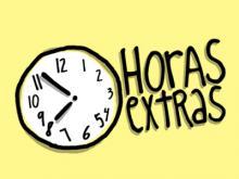 horas-extras% - ¡¡ 14.000 millones de euros anuales !!